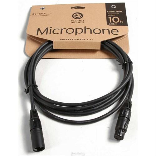 Planetwaves Pwcmıc10 Mikrofon Kablosu 3 Metre