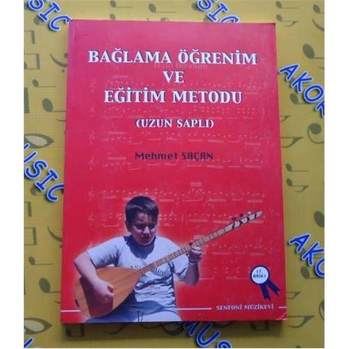 Bağlama Öğrenim Ve Eğitim Metod-Mehmet Saçan