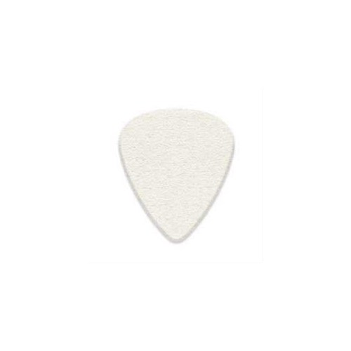 Jim Dunlop Felt Picks Standard Shape Pena