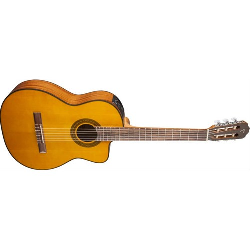 Takamine Gc1Ce Nat Elektro Klasik Gitar