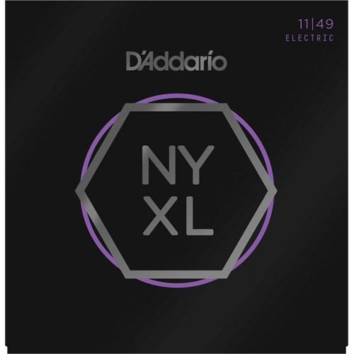 Daddario Nyxl1149 Medium (Nickel- Carbo)