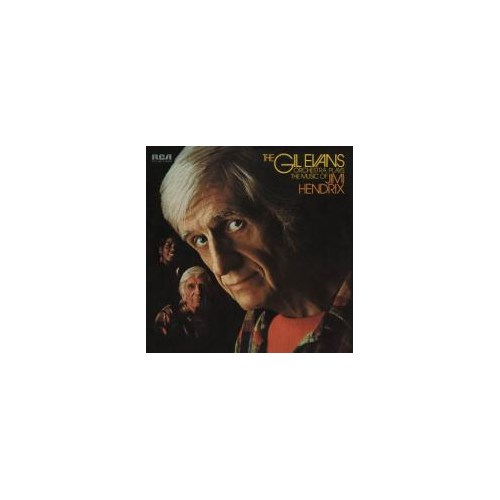 Gil Evans - Plays The Music Of Jimi Hendrix (1974)