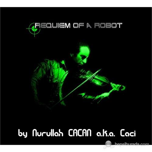 Nurullah Çaçan a.k.a Caci/Requiem of a Robot