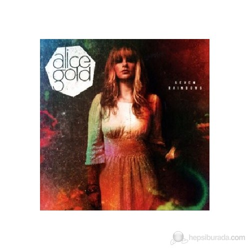 Alice Gold - Seven Rianbows (CD)