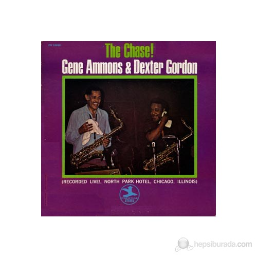 Gene Ammons And Dexter Gordon - The Chase