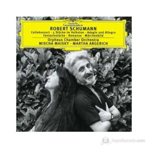 Mischa Maisky And Martha Argerich - Schumann: Cello Concerto / Chamber Music