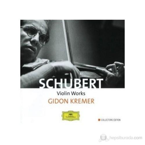 Gidon Kremer - Schubert: Violin Works