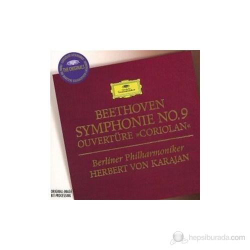 Herbert Von Karajan - Beethoven: Symphony No:9 Corolian
