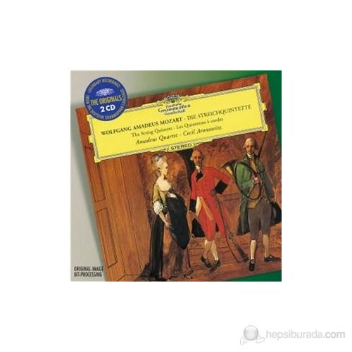 Amadeus Quartet - Mozart: The String Quartets