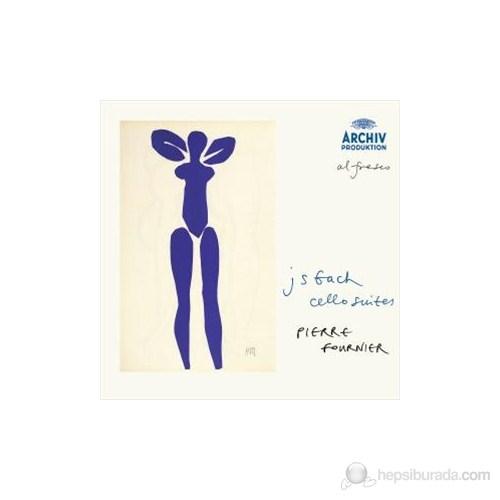 Pierre Fournier - Bach: Cello Suites
