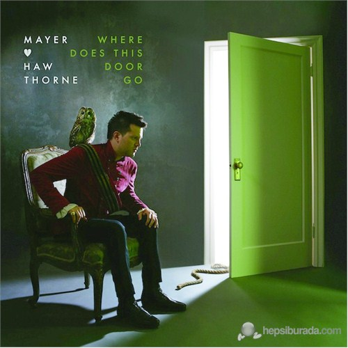 Mayer Hawthorne - Where Does This Door Go (Lp)