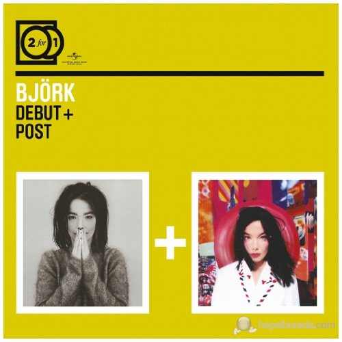 Björk - Debut / Post