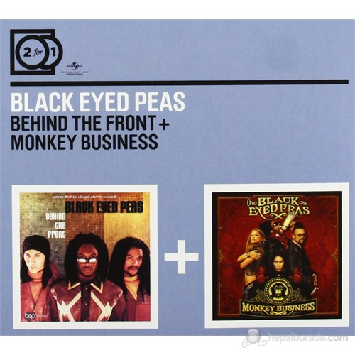Black Eyed Peas - Behind The Front/Monkey Bussines