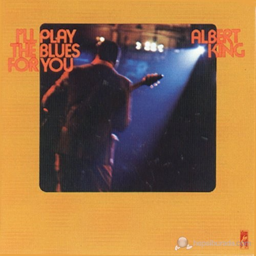 Albert Kıng - I'll Play The Blues For You