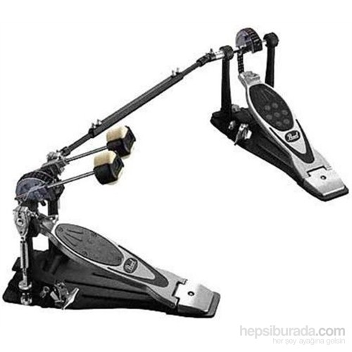 Pearl P-2002Cl (W/Case) Twin Pedal