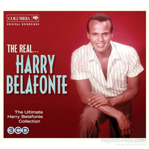 Harry Belafonte - The Real (3 CD)