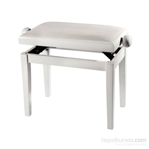 Gewa Piyano Taburesi Beyaz