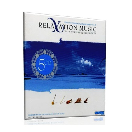 Relaxation Music Box Set 1 (5 CD)