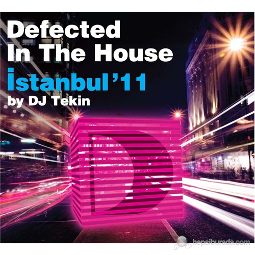 Defected In The House - İstanbul By Dj Tekin
