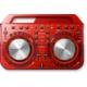 Pioneer Dj Ddj-Wego2-R / Dj Controller - Virtual Dj (Kırmızı)