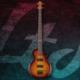 Esp Ltd Ec-154Dx Eclipse Tobacco Sunburst Bas Gitar