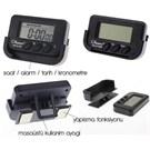 Transformacion Mini Dijital Saat Tarih Kronometre Göstergesi 45a003