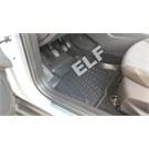 Tarz Ford Focus III 3D Havuzlu Special Paspas Seti (2012 sonrası)