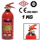 Dalgıç Yangın Söndürme Tüpü 1 Kg Abc Tozlu