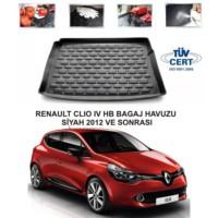 Renault Clıo Iv Hb Bagaj Havuzu Siyah 2012 Ve Sonrası