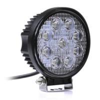 Carub Yuvarlak Projektör Çalışma Lambası Power 27W