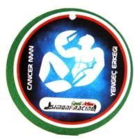Simoni Racing Granchio - Yengeç Burcu Kokulu Ayna Aksesuarı SMN102118