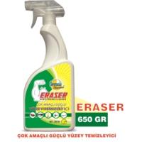 Eraser 650 Gr Çok Amaçlı Güçlü Yüzey Temizleyici Leke Çıkarıcı