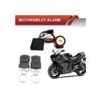 Demircioğlu Alarm Motorsiklet U.K. Kapaklı Krom