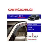 Demircioğlu Ford Focus Iı Mugen Cam Rüzgarlığı 05-11 4Lü