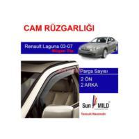 Demircioğlu Renault Laguna Cam Rüzgarlığı 03-07 Mugen 4Lü