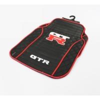 Space Spor Paspas 5'li Set - Kırmızı/Siyah (GTR)