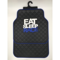 Space Spor Paspas 5'li Set - Eat Sleep Race Mavi