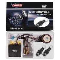 Tvet Motorsiklet Alarmı Komple Set Kapaklı