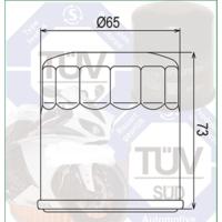 Mtx Mtx Yağ Filtresi Mf-303