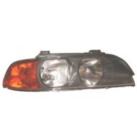 Ypc Bmw 5 Seri- E39- 96/00 Far Lambası R Elektrikli Sarı Sinyalli H7/Hb3 (Tyc)