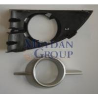Ypc Renault Scenıc- Iı- 06/09 Sis Lamba Kapağı R Sis Delikli Sinyal (Dış Çerçevesi Gümüş Gri) 2Parça