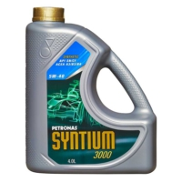 Syntıum 5W-40 Motor Yağı