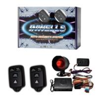 Tvet Oto Alarmı İnwells 2 Yıl Garantili 12V 3301