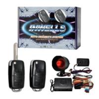 Tvet Sustalı Kumandalı Oto Alarmı 12V 3444 İnwells