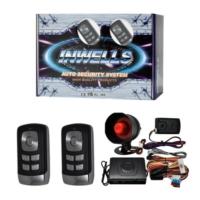 Tvet Oto Alarmı İnwells 2 Yıl Garantili 12V 3732
