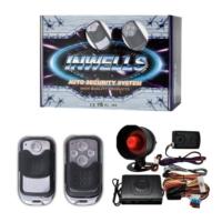 Tvet Oto Alarmı İnwells 2 Yıl Garantili 12V 3805