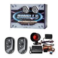 Tvet Oto Alarmı İnwells 2 Yıl Garantili 12V 3807