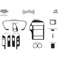 Nissan Pathfinder 09.96-12.01 Arası Alüminyum Kapl