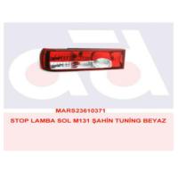 Mars Stop Lamba M131 Sahın Doğan Slx Tunıng Beyaz