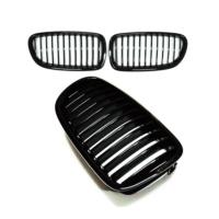 Boostzone Bmw F10 5 Serisi Siyah Piano Black Ön Panjur/Böbrek